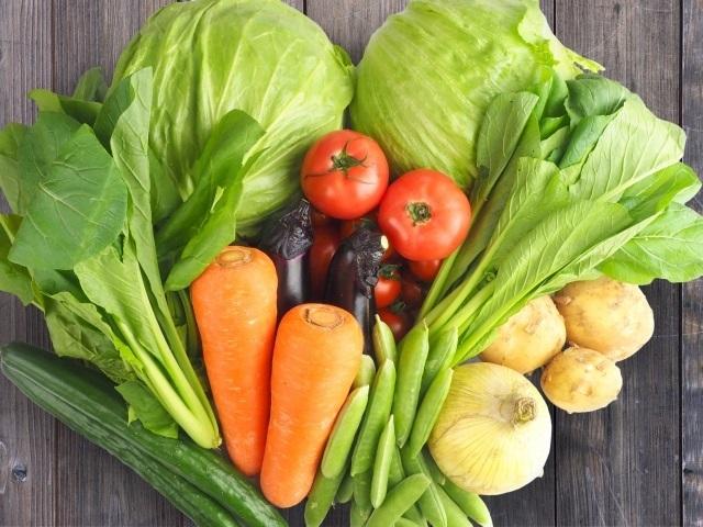 千葉市の2店舗の野菜売り場を見て評価!